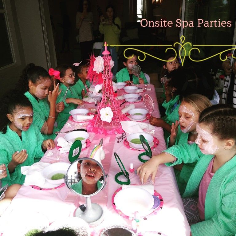 Pin On Children Tween Spa