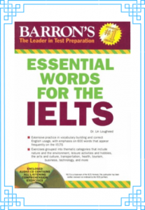 Download Barron S Essential Word For Ielt Pdf Book Audio File Vocabulary Ielts Essay Topic With Answer Free