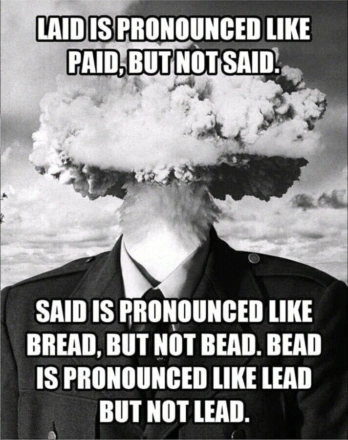 Pin by 𝙹𝚊𝚌𝚔𝚒𝚎. on Language nerds. Grammar memes, Grammar
