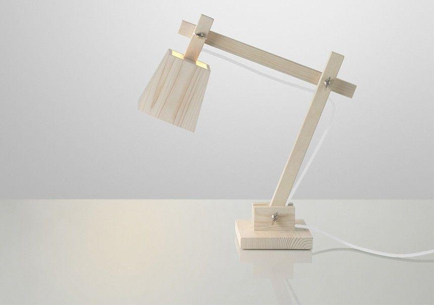 Wood Lamp By Muuto Lampe De Bureau Bois Lampe De Bureau Maison Et Objet Lampe Design