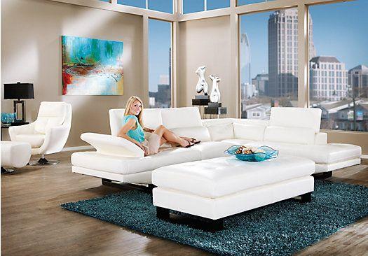 Juego de sala de rooms to go hermoso decor ideas for Muebles modulares living