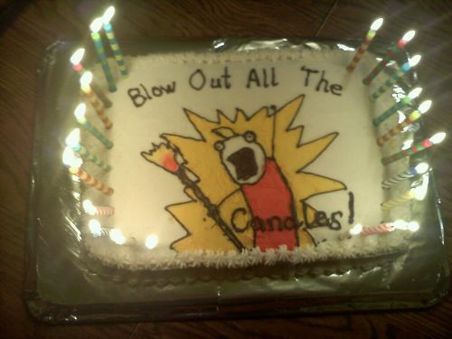 Know Your Meme Cool Birthday Cakes Funny Birthday Cakes Candle Meme