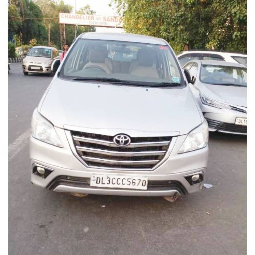 Looking for second hand Toyota Innova 7STR at affordable