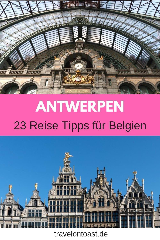 Antwerpen Tipps 23 Sehenswurdigkeiten Shops Restaurants