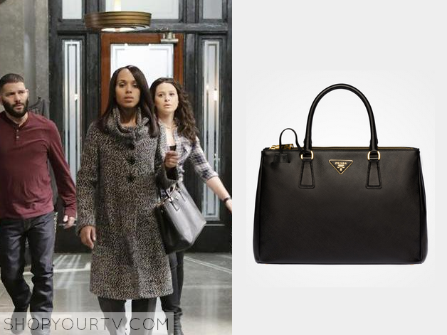 ae6a9b9ac2ae Scandal: Season 4 Episode 15 Olivia's Black Leather Bag | Olivia ...
