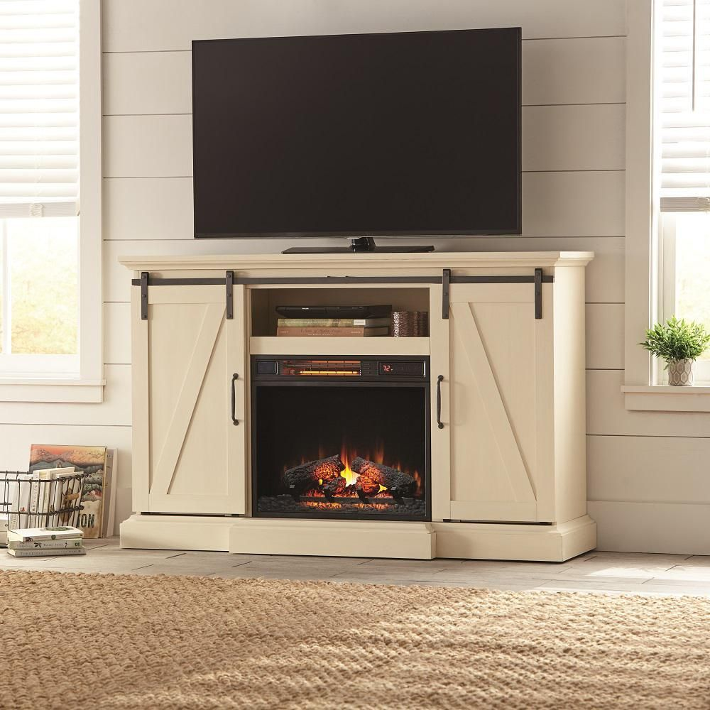 Home Decorators Collection Chestnut Hill 56 in. TV Stand