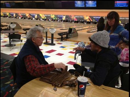 Joe & Grandpa Jerry <3