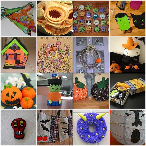 Halloween ideas Build a hauted house with gosths etc Art - fun halloween ideas