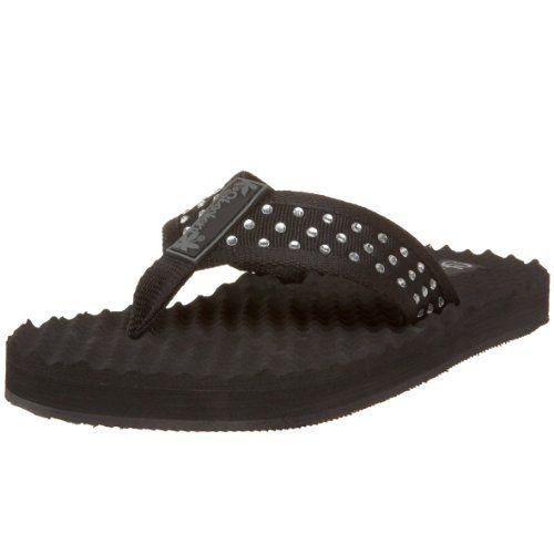 eeef2fe16257d8 Skechers Cali Women s Works-Kiss And Run Thong Sandal  Shoes ...