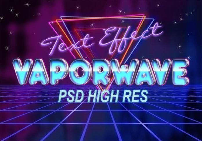 Vaporwave Text Texts, Glitter text generator, Vaporwave