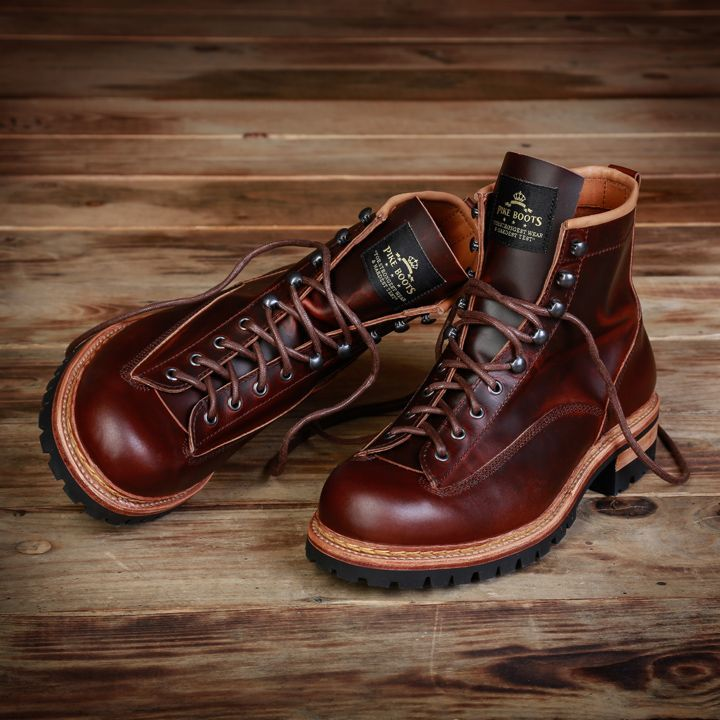 d3e4e2b92a4b6 Pike Brothers Boots