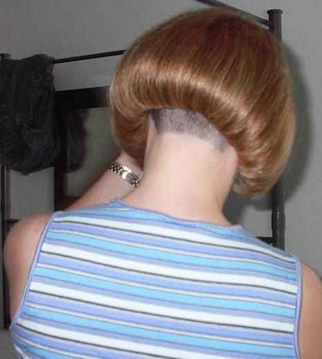 bowl cut with shaved nape bowlcuts