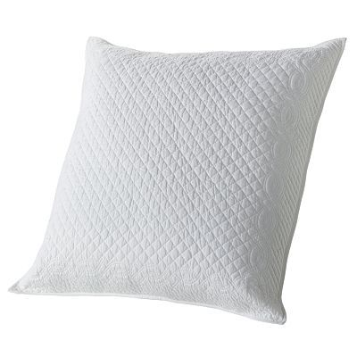 Kohls Decorative Pillows Adorable Chaps Evelyn Quilted Decorative Pillow Kohls  Architecture Decorating Inspiration