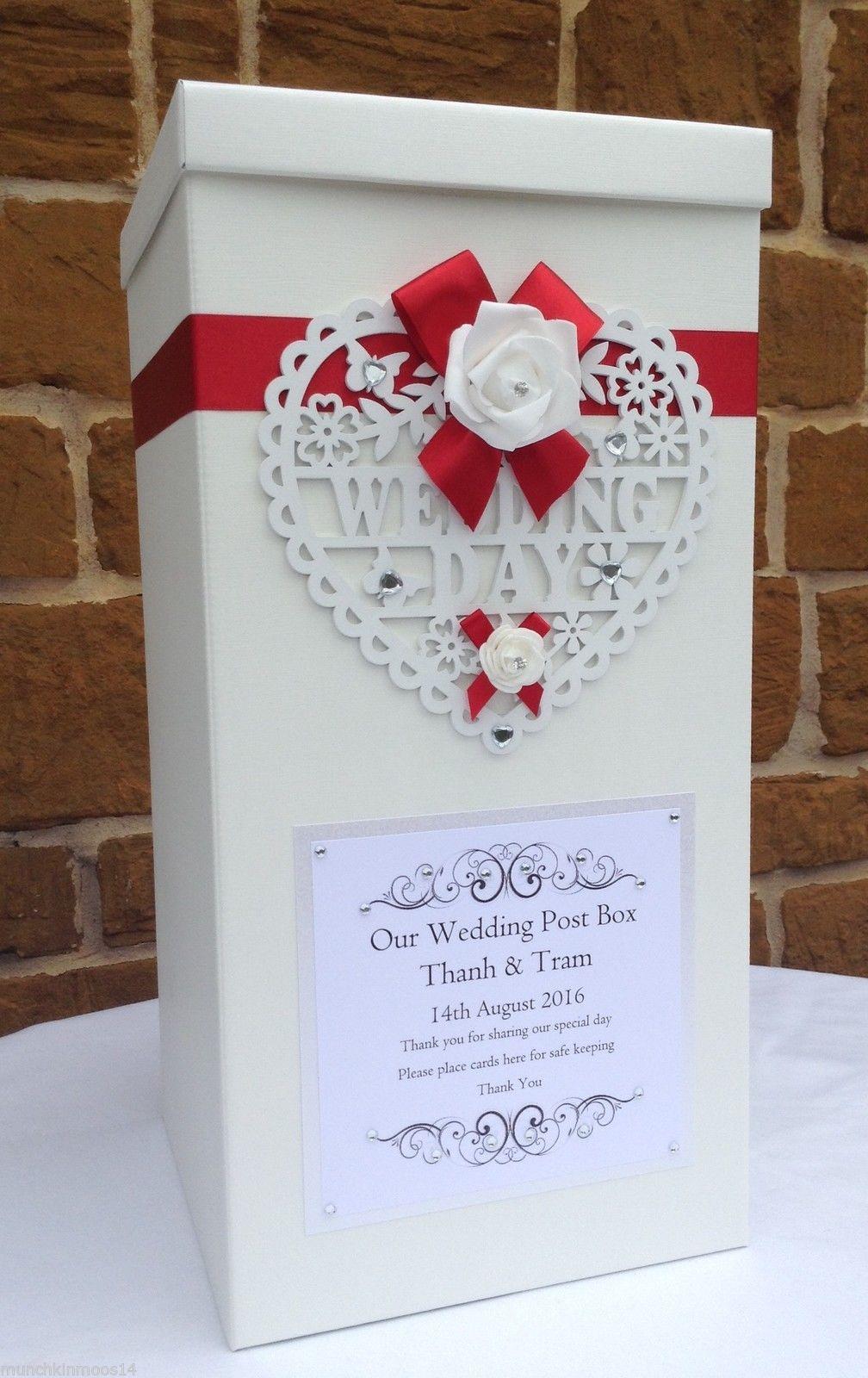 Wedding Card Post Box, Wishing Well, Wedding Gifts, Wedding Centrepieces