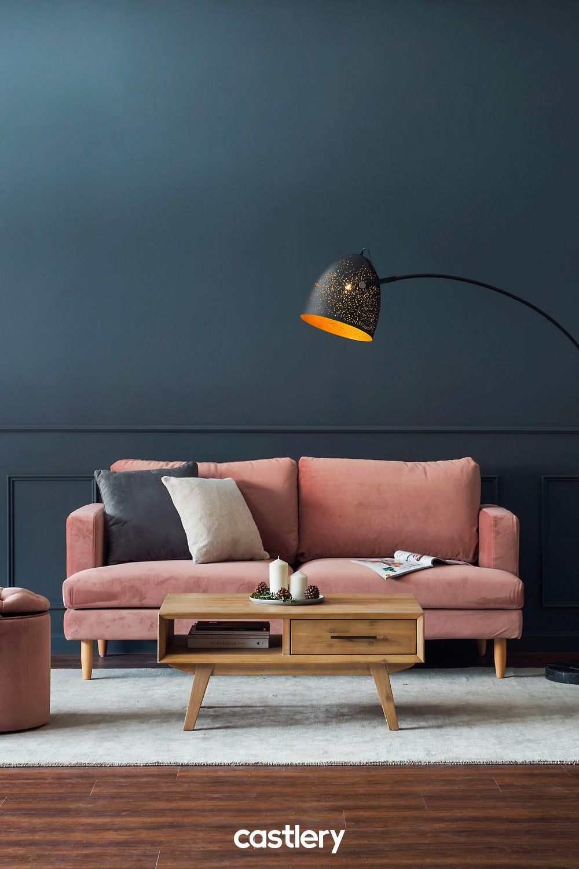Tana Sofa Dusty Rose Velvet Sofa Inspiration Sofa Decor Mood Board Living Room