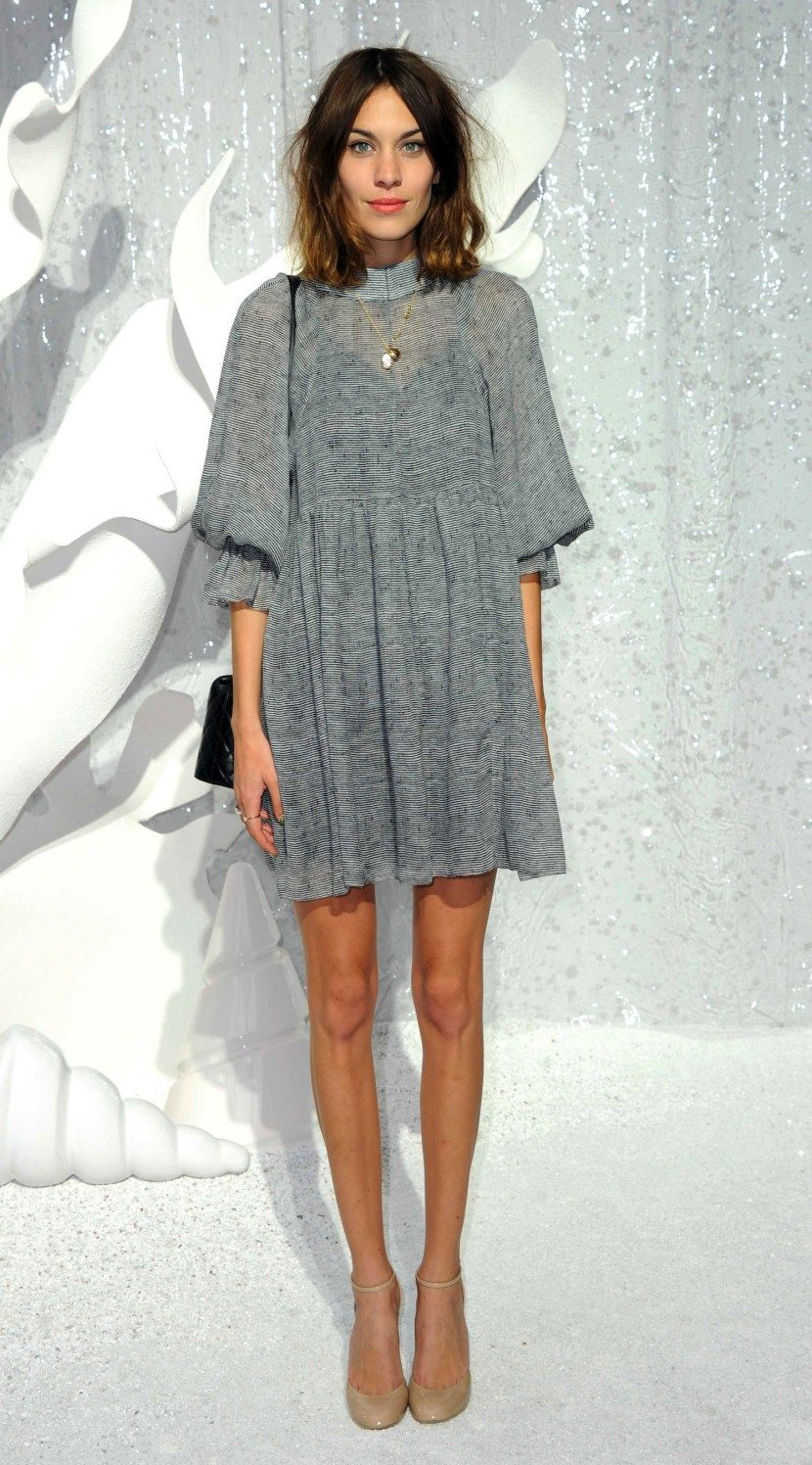 Celebrity Lookbook Alexa Chung S Best Fashion Moments Fashion