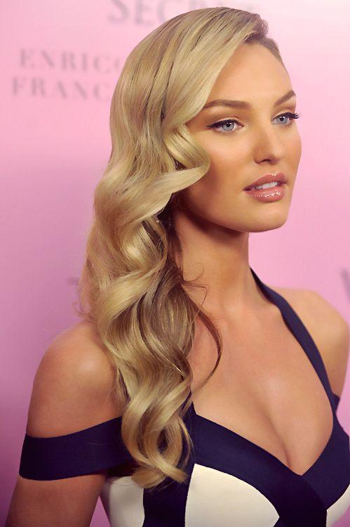 Pin By Jenn Keyser On Hair Hair Styles Perfect Wavy Hair Pretty Hairstyles