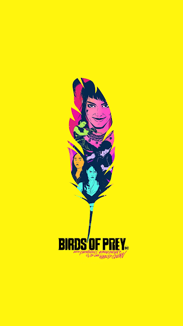 Birds Of Prey Phone Wallpaper Collection Em 2020 Wallpaper Arlequina Arlequina Aves De Rapina