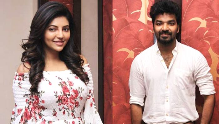 Jai and Athulya Ravi sign up for an action thriller