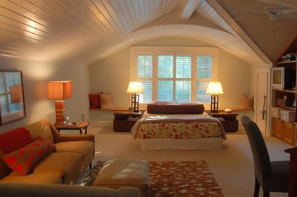 bonus room over garage ideas love the ceiling extra bedroom suite - Room Over Garage Design Ideas