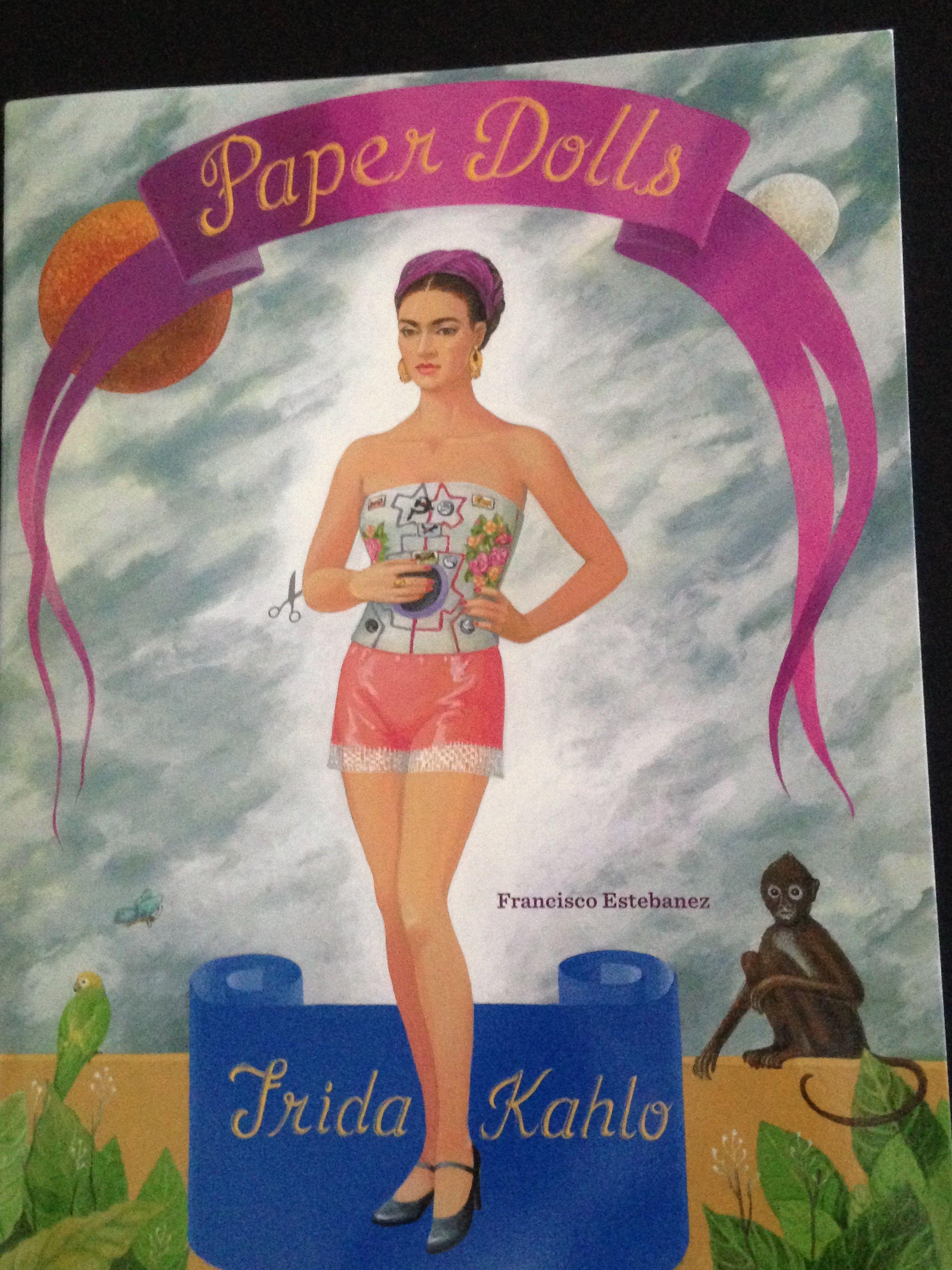 1999 Frida Kahlo | My Own Paperdolls | Pinterest