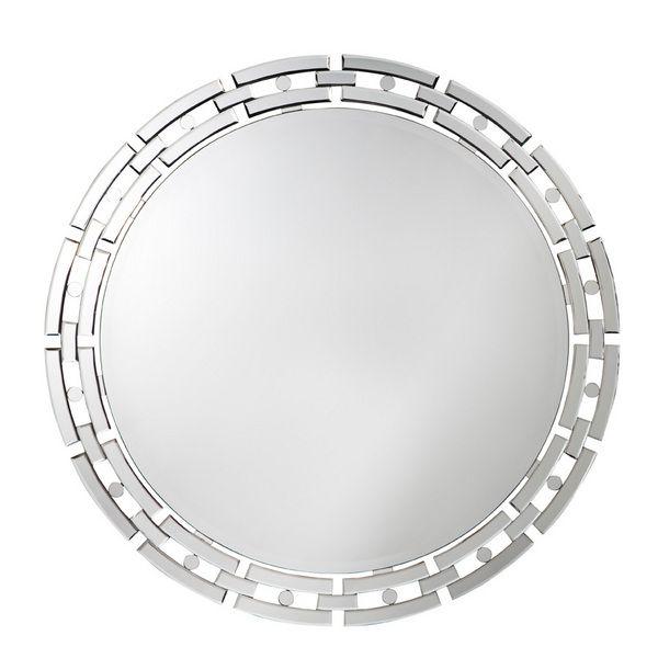 Sierra Round Mirror- Front entrance!   Home   Pinterest   Round ...