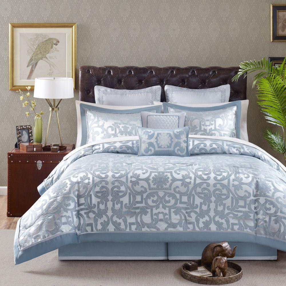 Ashbury Comforter Bedding Set King size
