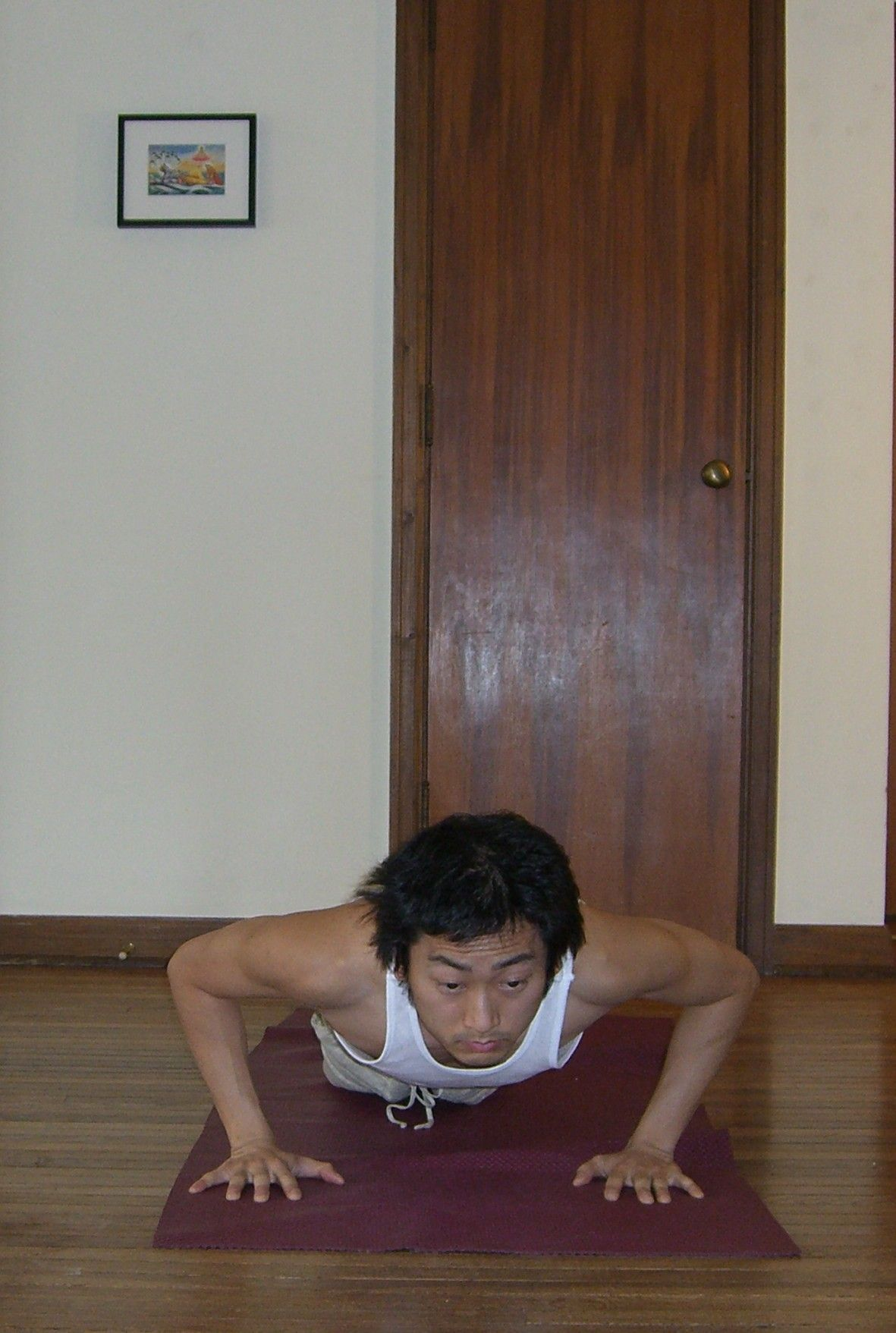 Chaturanga Dandasana Wrist And Elbow Killer Yoga Pinterest