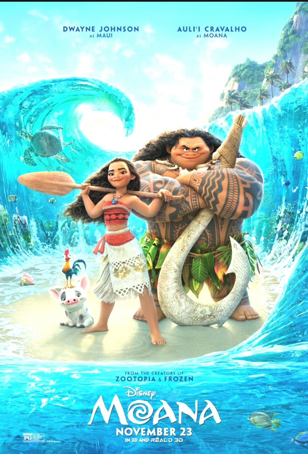 Moana. 2016 movie. Moana poster, Walt disney animation