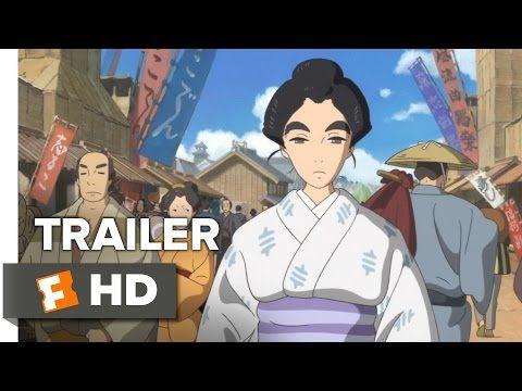 Starring: Kumiko Asô, Gaku Hamada, Kengo Kôra Miss Hokusai Official US  Release Trailer - Animated Movie The life and works of Japanese artist and  ukiy.
