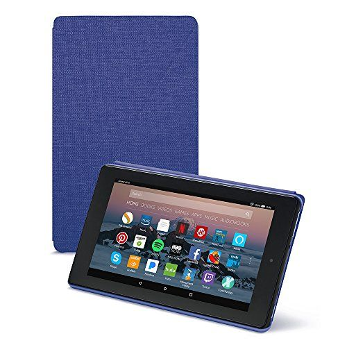 Allnew Amazon Fire 7 Tablet Case 7th Generation 2017 Release Cobalt Purple Amazon Best Buy Amazongadget Tablet Case Tablet Amazon Fire Tablet