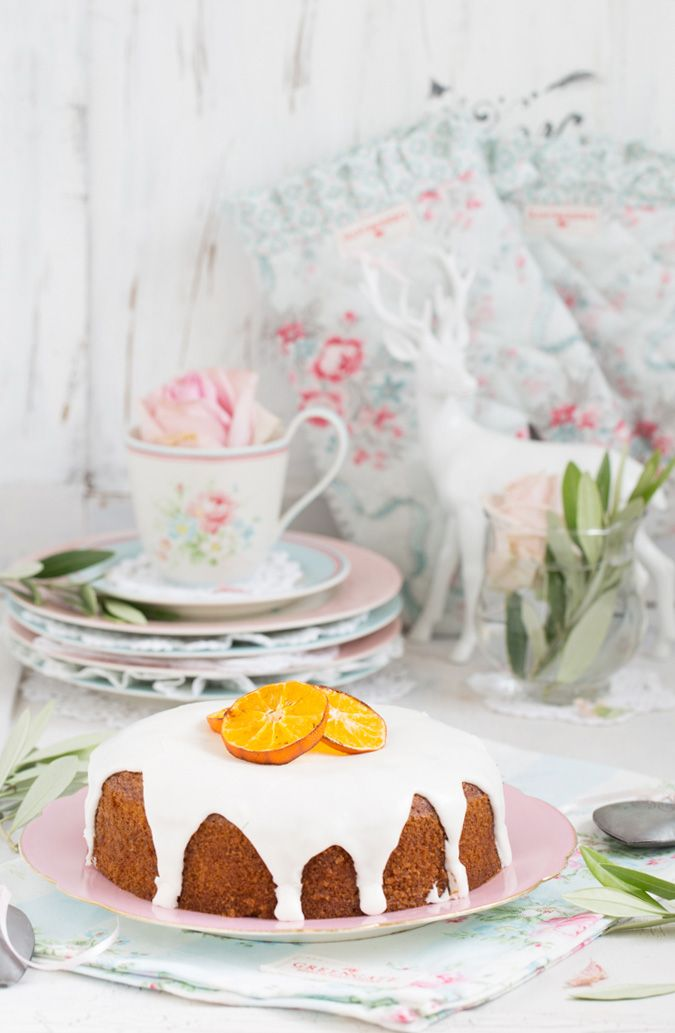 Mandarinen Olivenol Kuchen Recipe Sweets Desserts Yummy Cakes Desserts