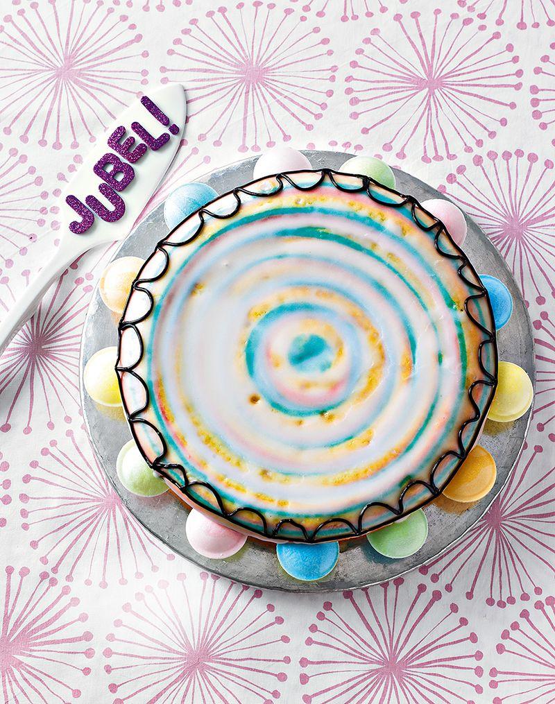 Tamburin Kuchen Rezept Kunterbunte Kinder Rezepte Pinterest