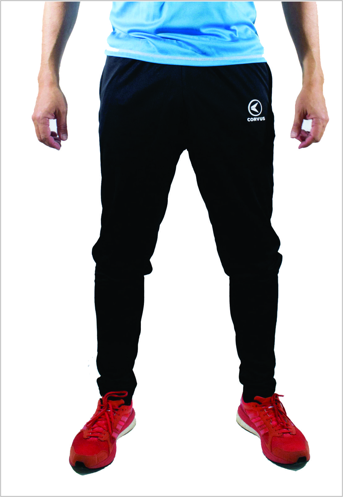 Inca  pantalones  largo  chupin  Corvus  Ropa  Deportiva Pantalón largo 379facb37325