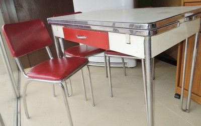 Electronics Cars Fashion Collectibles Coupons And More Ebay Vintage Kitchen Table Kitchen Sets Retro Dining Table