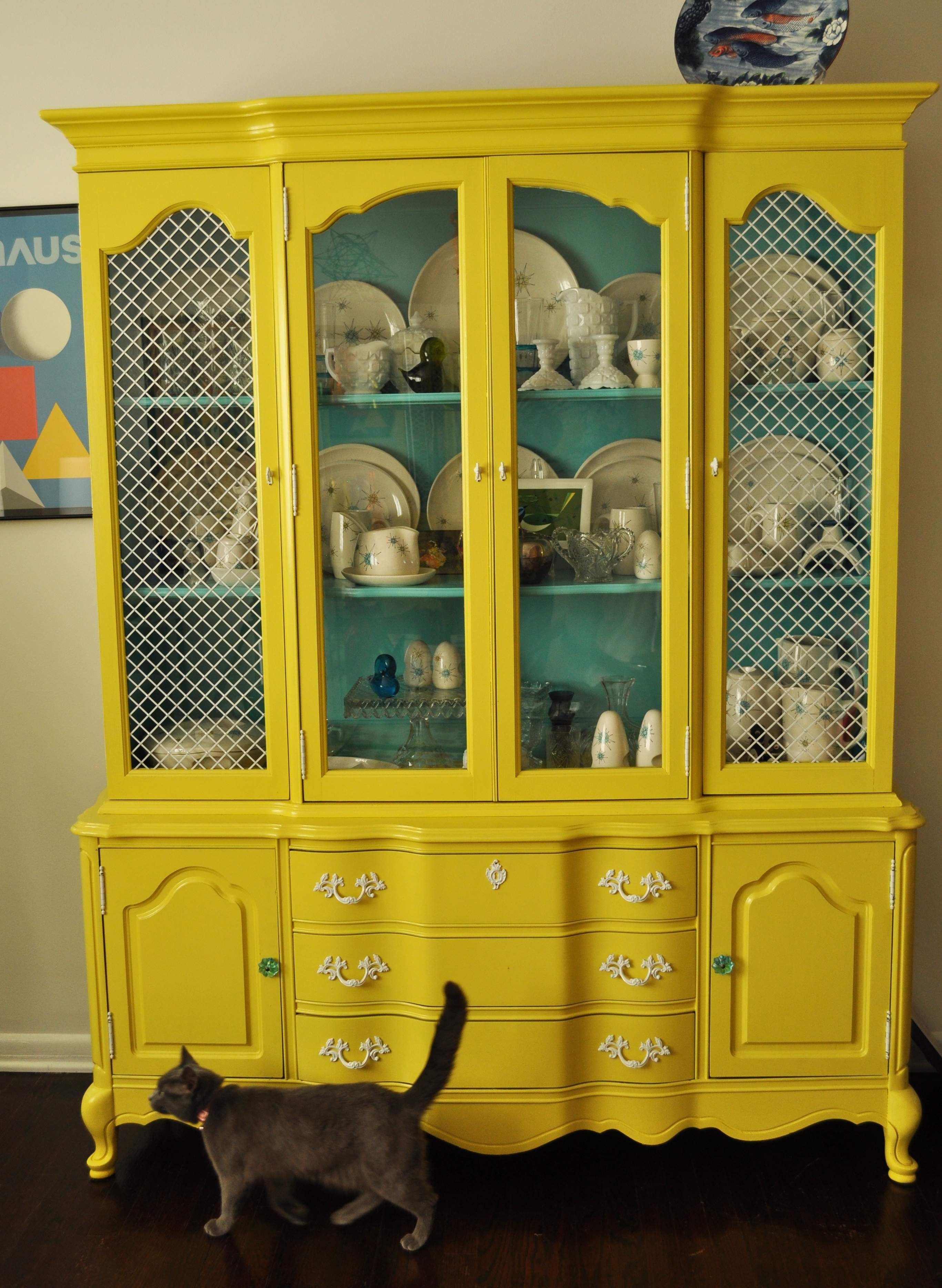 Merveilleux Image Result For China Cabinet Antique Mid Century