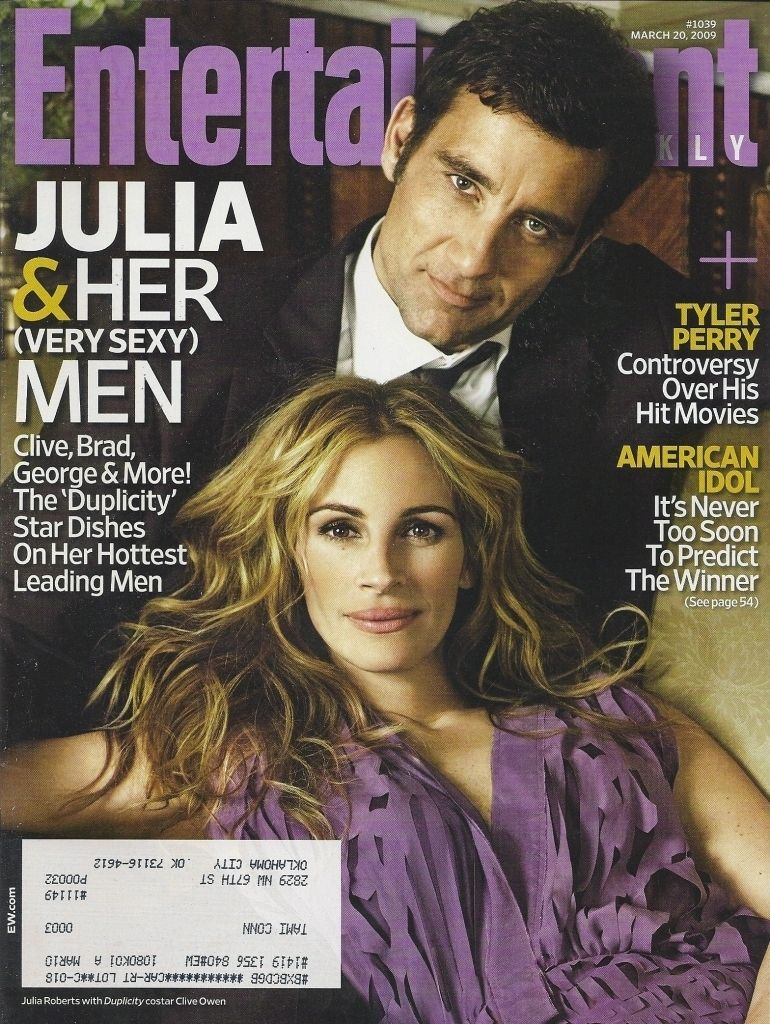 2009 - March - Entertainment Weekly