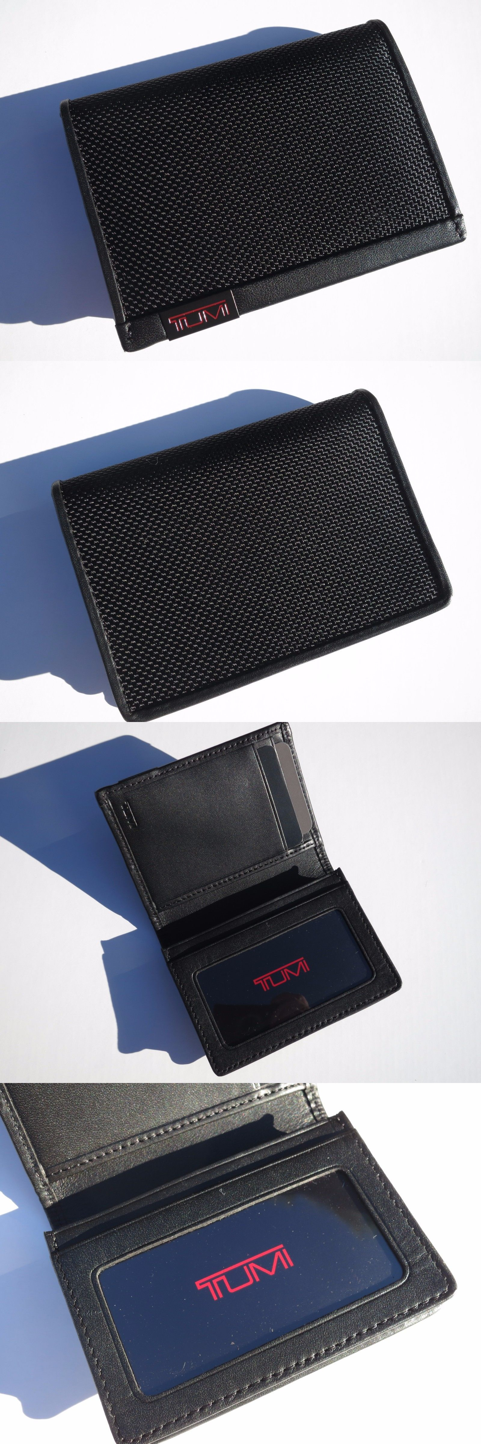Business and Credit Card Cases 105860: New! Tumi Alpha Gusseted ...