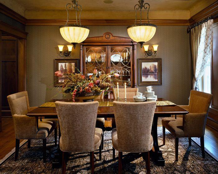 Plum Crimson Fine Interior Design Portfolio Dining Rooms