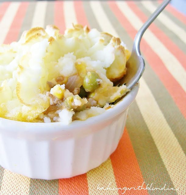 Baking with Blondie : Perfect Cottage Pie