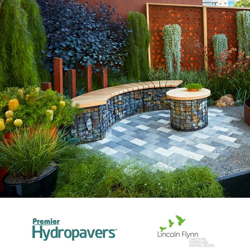 #Permeable #Paving...environmentally friendly, water saving and beautiful.