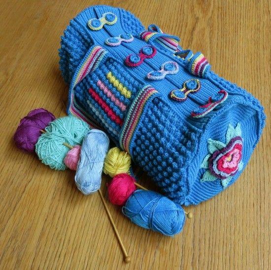 Mermoz Round Crochet Bag Is A Free Pattern Free Crochet Crochet