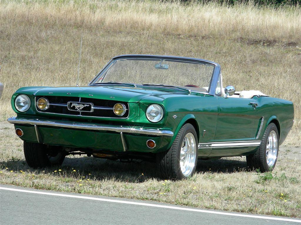 Vintage Mustang :)
