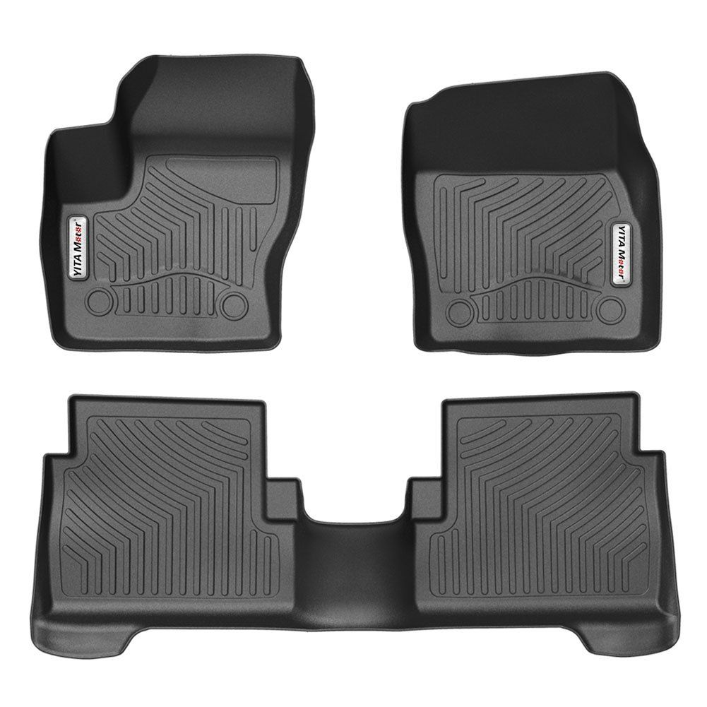 Yitamotor Car Floor Mats For 20152018 Ford Escape 20132018 Cmax
