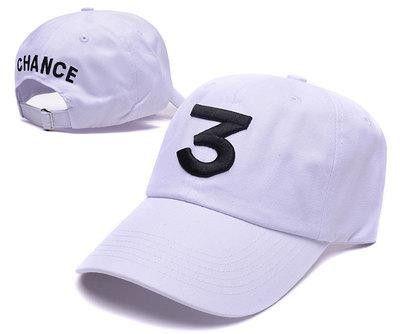 a6975dd31a2 Hip hop Black Khaki Popular CHANCE the rapper 3 Dad Hat Letter Embroidery  Baseball Cap Hip Hop Streetwear Frog Snapback Daddy Hat Bone