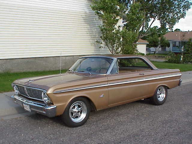 1965 Ford Falcon Futura With Images Ford Falcon 65 Ford