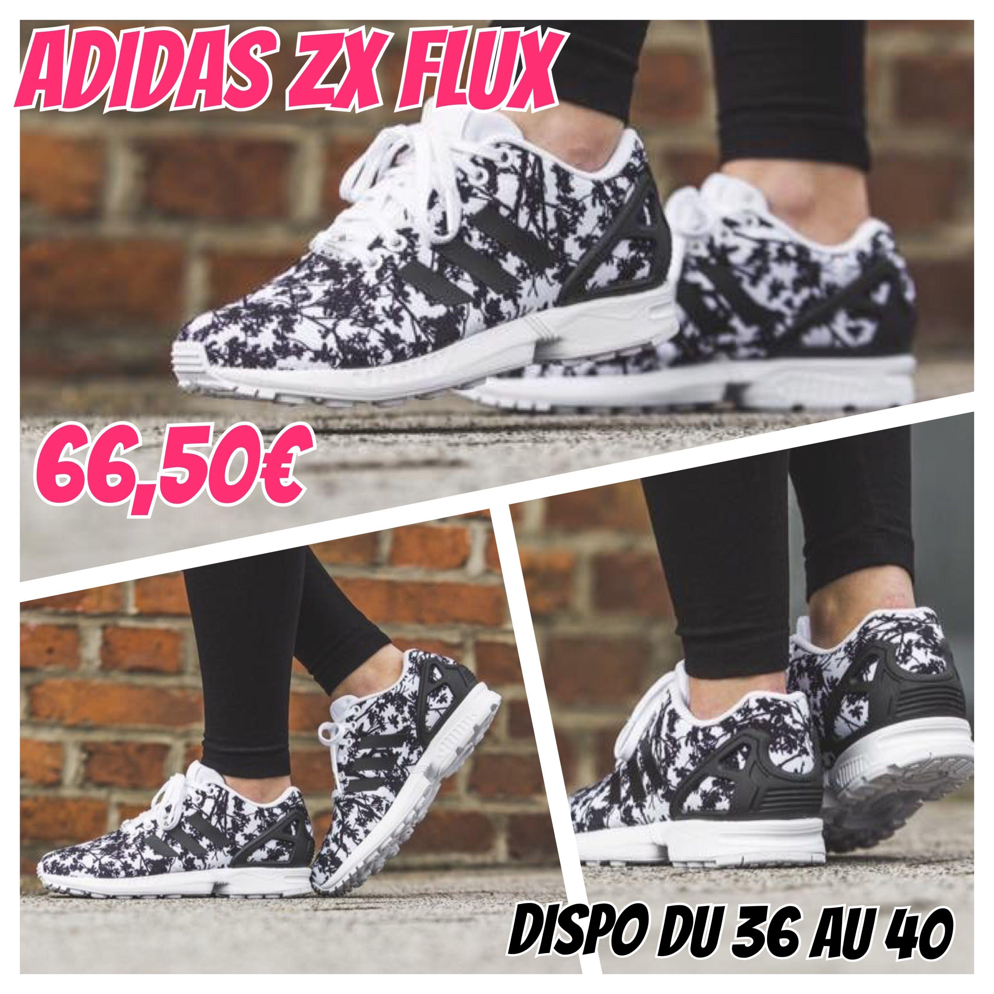 adidas zx flux femmes 36