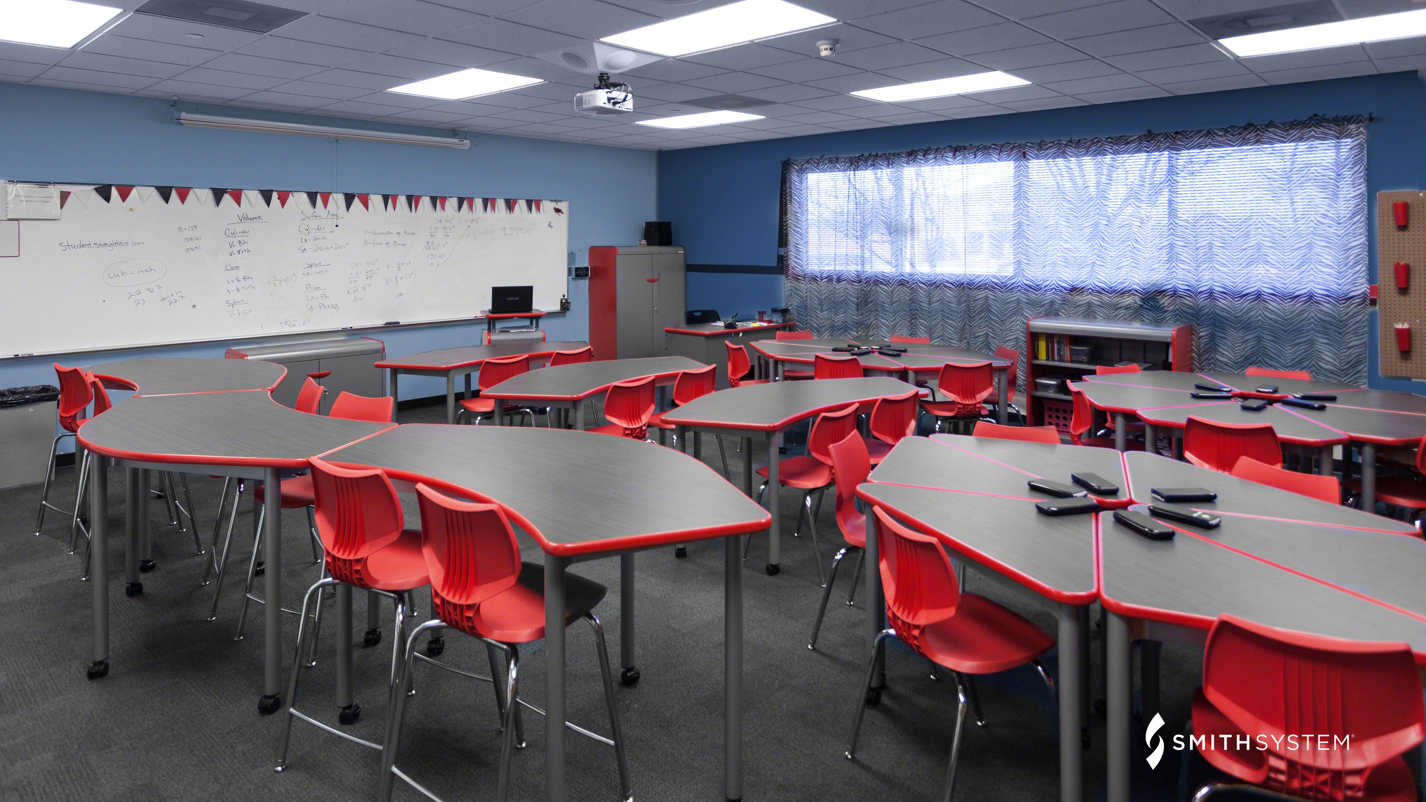 Creating A Stem Environment Classroom Design Flexible Seating