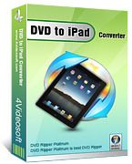 4Videosoft Studio - 4Videosoft DVD to iPad Converter Discounts  |   Best Software Discounts & Coupons