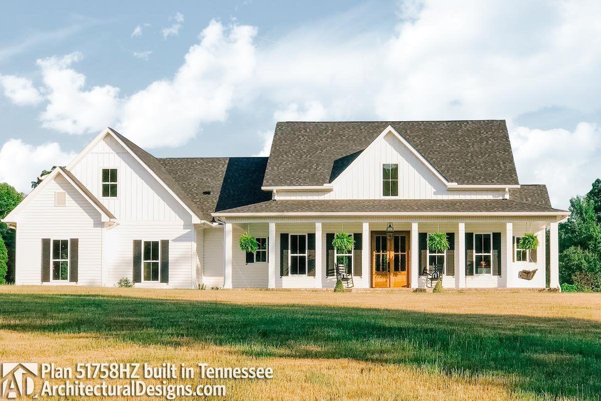Three Bed Farmhouse with Optional Bonus Room